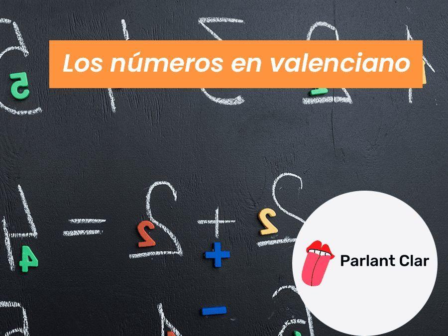 los-numeros-en-valenciano